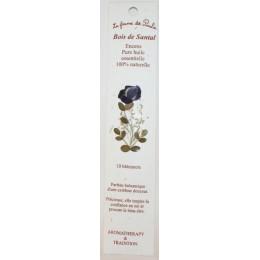 Encens pure huile essentielle 100 % naturelle Bois de Santal