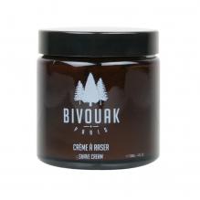 Crème à raser Bio 120 ml