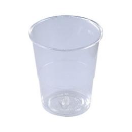Gobelets compostables 200 ml pour boissons froides - Lot de 10