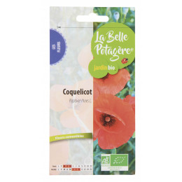 Coquelicot sauvage - Papaver rhoes L. - 0,5g