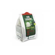 Café Bio Mano Mano Puissant 10 Capsules 100 % compostables *