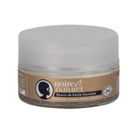 Beurre de karité équitable BIO - 100 ml