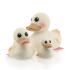 Famille de canards en caoutchouc naturel Dès la naissance Kawan family