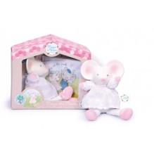 Set cadeau souris Meiya et mini livre