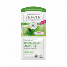 Masque purifiant Bio 2 x 5 ml