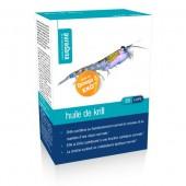 Capsules d'huile de Krill 500 mg