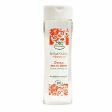 Shampooing Bio Hibiscus Cheveux secs et abîmés 200 ml