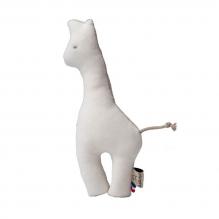 Peluche en coton Bio et Bambou Girafe