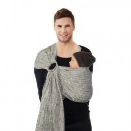 Echarpe porte-bébé BB Sling - unpadded - 503 - Bold
