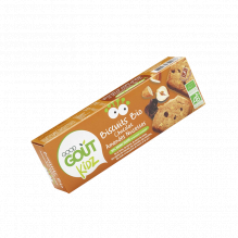 Biscuits Bio Chocolat Amandes Noisettes 110 g