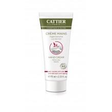 Crème mains argile blanche BIO Anti taches et anti âge 75 ml