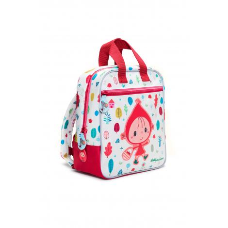 Petit sac à dos Chaperon rouge