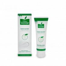 Crème nutritive pour visage, cou et buste à l'abricot et au karité - 50 ml