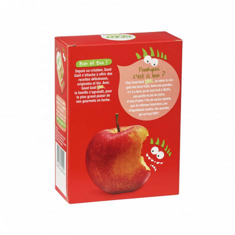 Gourde de fruit Kidz  Pomme Gala 4 x 90 g