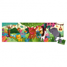 Puzzle - Animaux sauvages
