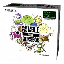 Rumble In The Dungeon - à partir de 8 ans