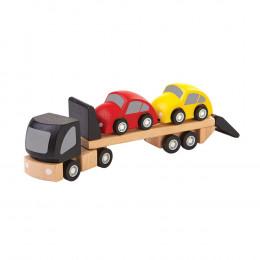 Camion de transport de voitures - à partir de 3 ans