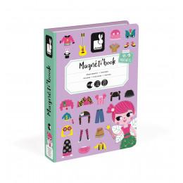 Magnéti'book Déguisements filles à partir de 3 ans
