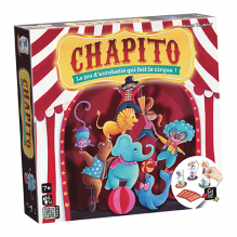 Chapito - à partir de 7 ans