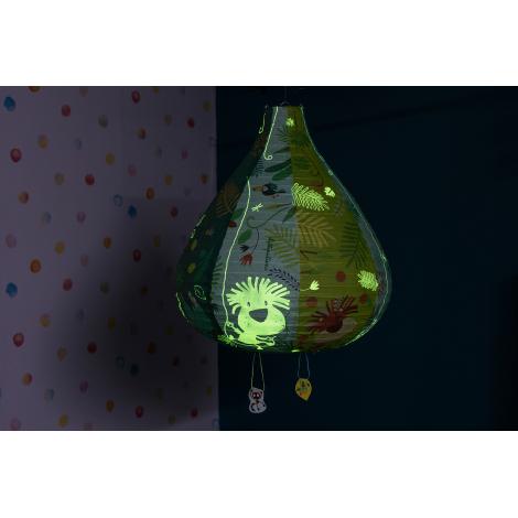 Lanterne magique Georges