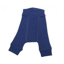 Pantalon évolutif pour bébé en laine - Bleu Nuit