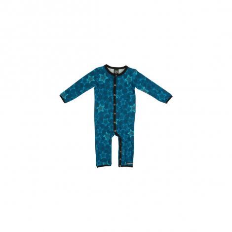 Pyjama combi en coton bio Pacific Stars