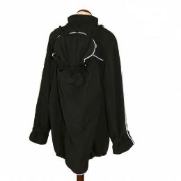 """Veste de portage """"maternité"""" - Noir (avant, pendant et après la grossesse)"""