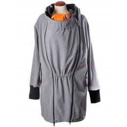 Veste de portage légère SoftShell - Heather grey