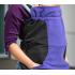 Couverture de portage Flex Vogue Exclusive + cagoule - Dark Iris