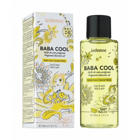 Baba Cool - Vanille Coco - 100 ml