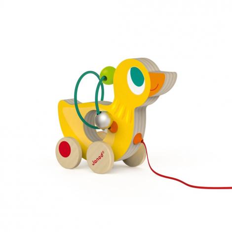 Mini animal looping à tirer - à partir de 1 an