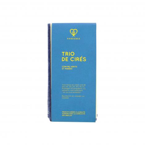Trio de cirés