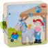 Livre en bois pour bébé Centre équestre