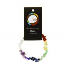 Bracelet baroque Chakra