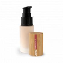 Soie de teint - sable clair - 711 - 30 ml en pompe