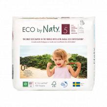 Culottes d'apprentissage écologiques– Taille 5 Junior 12-18 kg (20 pcs)