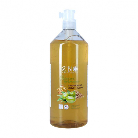 Shampooing Bio Cheveux normaux 1 litre