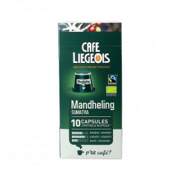Café BIO - Mandheling Sumatra - 10 Capsules