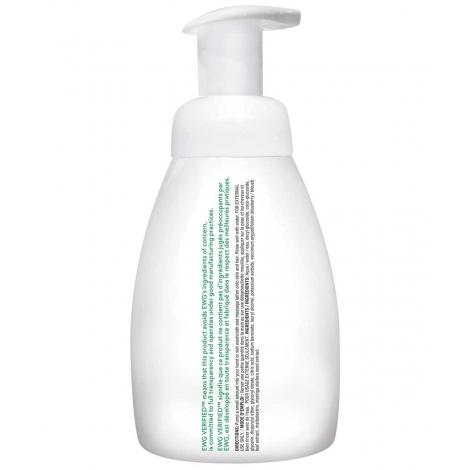 Mousse nettoyante 2 en 1 hypoallergénique - sans parfum - baby leaves - 295 ml