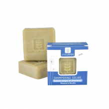 Shampooing solide corps et cheveux rhassoul menthe 100 g