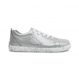 Chaussures Kid+ sum - Grass Court Casual Shoe Silver - 832405