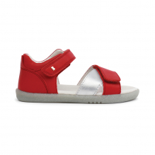 Sandales I walk - Sail Rio Red Silver - 635006