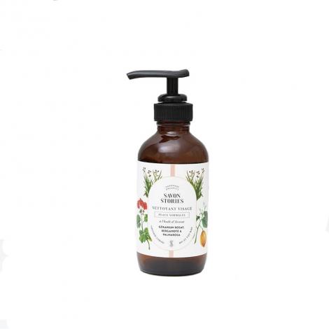 Nettoyant visage - peaux normales - 125 ml