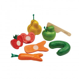 Fruits et légumes à découper - à partir de 18 mois