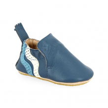Chaussons BLUBLU LINER denim