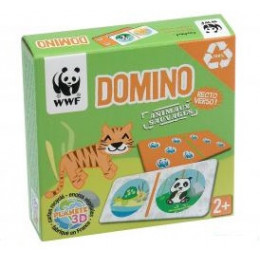 Le Domino Animaux Sauvages - à partir de 2 ans
