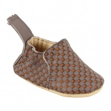 Chaussons BLUMOO PIXEL ecorce/cuivre