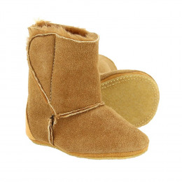 Chaussons COSYBOTTE cuir