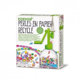 Fabrique de perles en papier recyclé - à partir de 5 ans