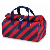 Sac week-end Flip Stripe Navy